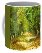 Dappled Light Of Daydreams Coffee Mug