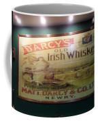 D'arcy's Old Irish Whiskey Coffee Mug