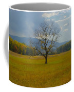 Dare To Stand Alone Coffee Mug by Michael Peychich
