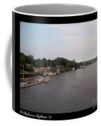Darien Harbor Coffee Mug