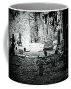 Dark As The Grave Coffee Mug