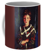 Dark Bridget Lavelle 1928 Coffee Mug