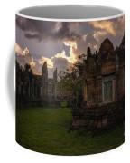 Dark Cambodian Temple Coffee Mug