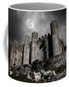 Dark Castle Coffee Mug by Carlos Caetano