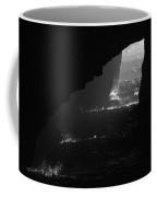 Dark Cave Coffee Mug