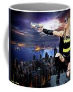 Dark City Of The Bat Coffee Mug