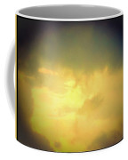 Dark Clouds Above The Sunny Clouds Coffee Mug