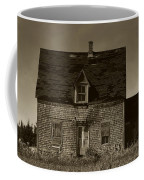 Dark Day On Lonely Street Coffee Mug