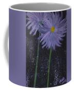 Dark Floral  Coffee Mug