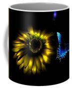 Dark Glow Butterfly Coffee Mug