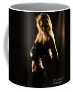 Dark Mysterious Dancer Coffee Mug