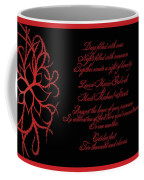 Dark Nights Bright Days Wedding Invitaion Coffee Mug