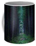 Dark Side Of Forest Coffee Mug