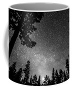 Dark Stellar Universe Coffee Mug