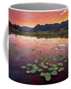 Dark Turns To Light Coffee Mug