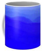 Dark View From Mount Mansfield Coffee Mug