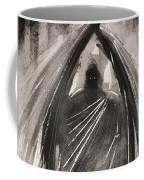 Dark Winged Demon Coffee Mug