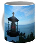 Darkened Lighthouse Coffee Mug