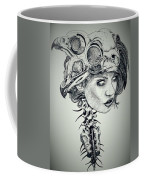 Darkness Of Women Coffee Mug