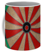 Dart Board Coffee Mug