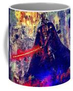 Darth Vader Coffee Mug by Al Matra