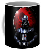 Darth Vader And Death Star Coffee Mug