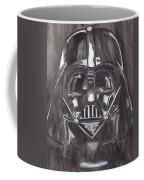 Black And White Star  Coffee Mug