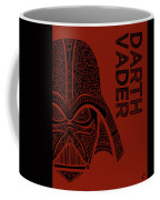 Darth Vader - Star Wars Art  Coffee Mug