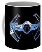 Darth Vaders Tie Figher Advanced X1 Tee Coffee Mug