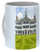 Dartmouth College Hanover New Hampshire Pencil Coffee Mug