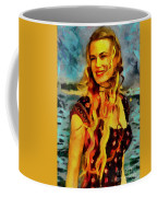 Daryl Hannah Collection - 1 Coffee Mug