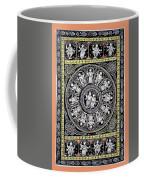 Dashavtar B/w 6 Coffee Mug