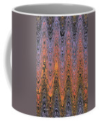 Date Palm Tree Sunset, 6646dwt Coffee Mug