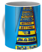 Dat's All Folks Coffee Mug