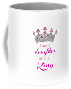 Daughter Of The King Coffee Mug
