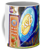 Dave And Buster's Coffee Mug