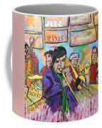 Dave Dickey Big Band Coffee Mug