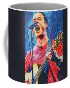 Dave Matthews Squared Coffee Mug