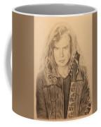 Dave Mustaine Coffee Mug