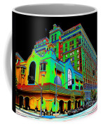 Davenport Hotel Downtown Spokane Coffee Mug