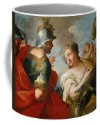 David And Abigail Coffee Mug