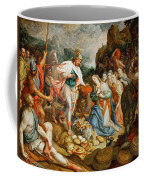 David And Abigail Coffee Mug