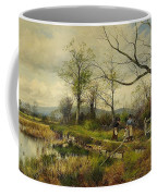 David Bates England Coffee Mug