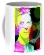 David Bowie Futuro  Coffee Mug