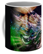 David Bowie The Legend Coffee Mug