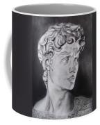 David In Pencil Coffee Mug