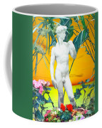 David Coffee Mug by Kurt Van Wagner