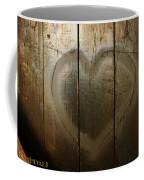 David Loves Laura Coffee Mug