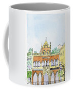 David Sasson Library Mumbai Coffee Mug