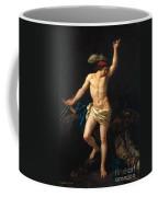 David Victorious Coffee Mug